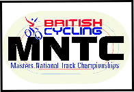 Masters National Track Championships